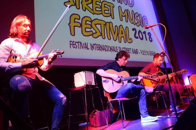 """""""Manciano Street Music Festival 2018"""", dalla Magicaboola Brass Band a Fabio Concato"""