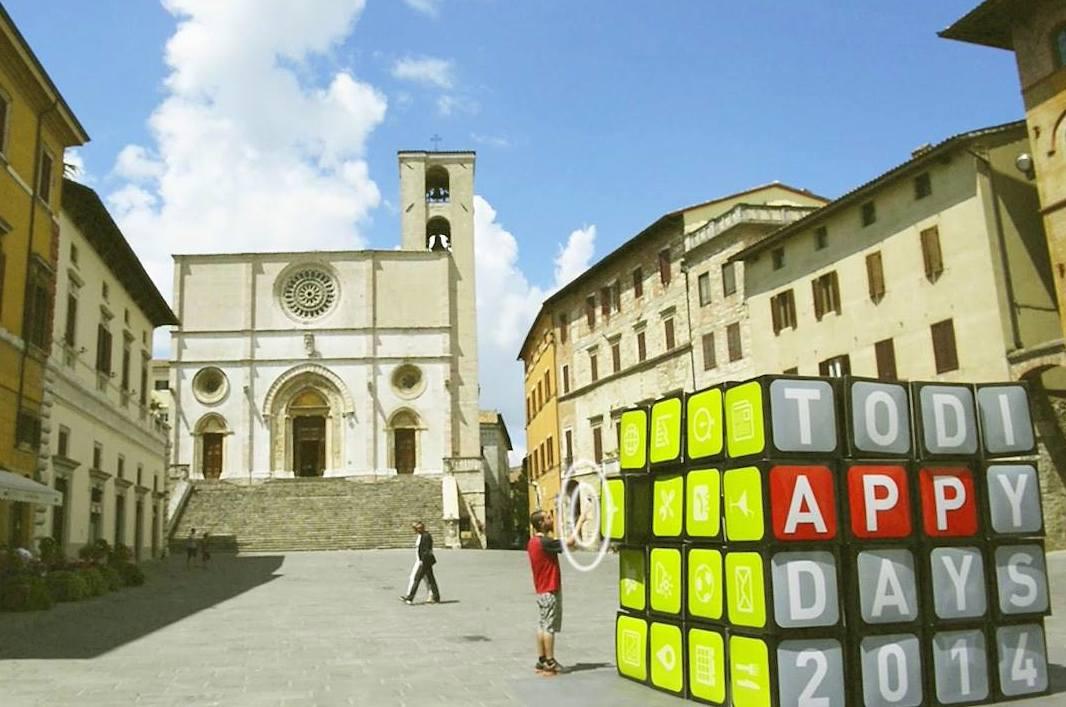 Todi APPy Days, la città di Jacopone capitale della mobile technology