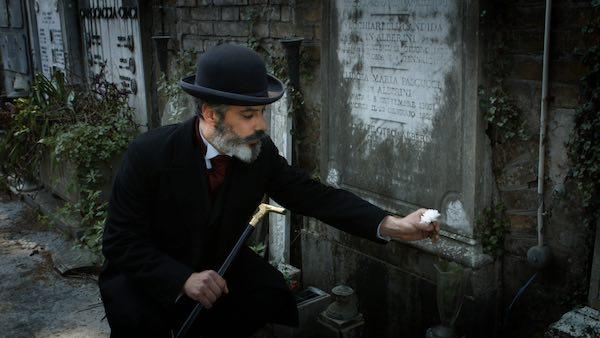 Crowdfunding per restaurare la Tomba di Filoteo Alberini, l'italiano che inventò il cinema