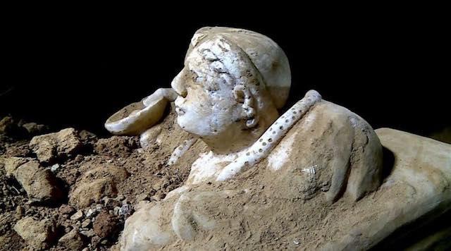 """Il Riccio: """"La Tomba di Laris può essere danneggiata dalla centrale, non è di interesse"""""""