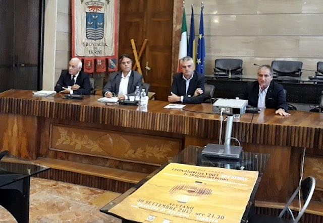 """Presentato in Provincia """"Leonardo da Vinci Spy Story. Le Origini del Genio"""""""