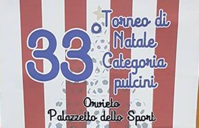 """Orvietana, Pulcini in campo al 33esimo """"Torneo di Natale"""""""