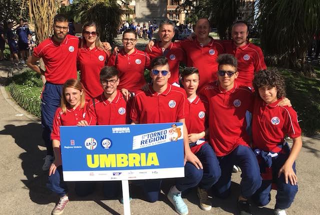 Orvieto FC al 57esimo Torneo delle Regioni di Calcio a 5
