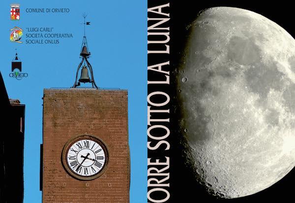 """""""La Torre sotto la Luna"""". Osservazione astronomica dalla Torre del Moro"""