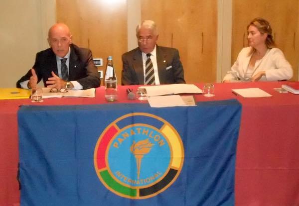 Panathlon, a Orvieto l'Assemblea Ordinaria dell'Area X