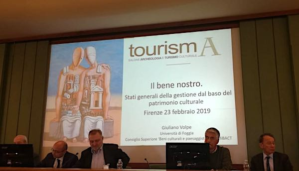 """Apprezzamenti per """"TrasiMemo"""" al Salone del Turismo e dell'Archeologia Culturale"""