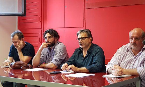 Tagli al Tpl, i lavoratori di BusItalia in stato di agitazione. Sit-in sotto l'Assessorato