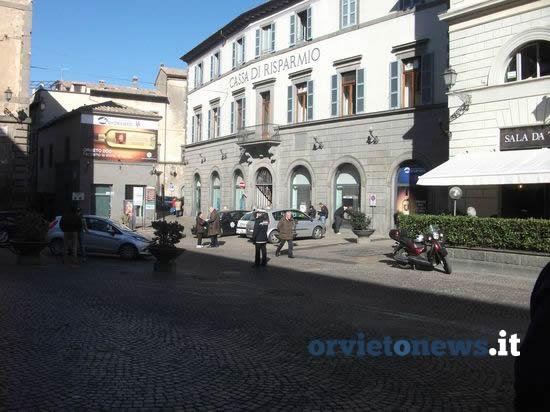 """""""La piazza è tornata alla città"""". Il PdL Orvieto fa il punto sulla pedonalizzazione di Piazza della Repubblica"""