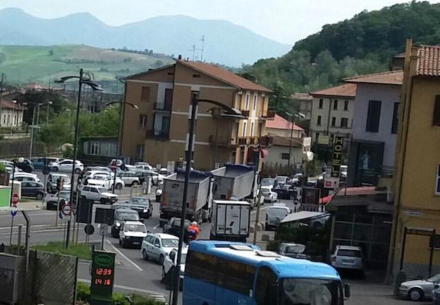 """La Provincia risponde alla diffida del Comitato """"No traffico pesante a Orvieto Scalo"""""""