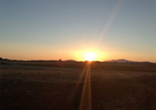 """""""Prima Passeggiata Notturna all'Alfina"""". Attraversando l'Altopiano al tramonto"""