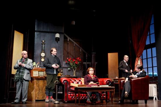"""Al Mancinelli è l'ora del giallo. In scena Agatha Christie con """"Trappola per topi"""""""