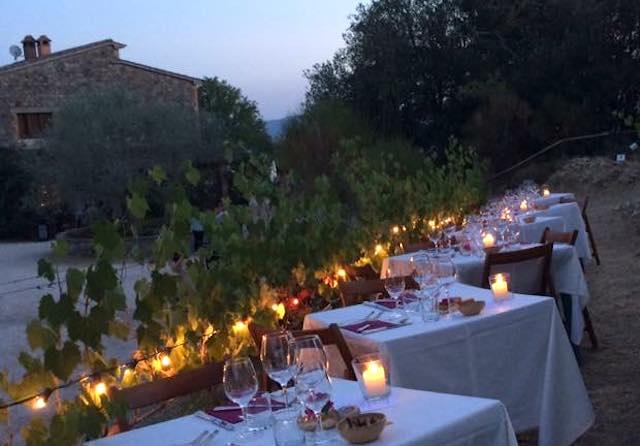 """Tra stelle e filari, """"Chef in vigna"""" con i sapori della tradizione e i vini della Tenuta Vitalonga"""