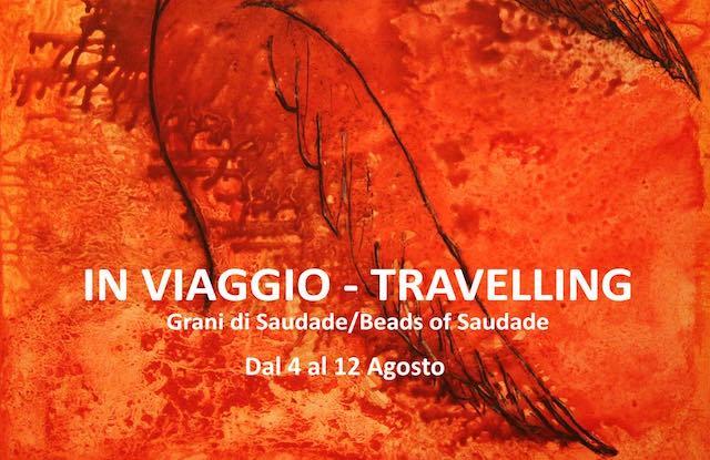 """A Palazzo Farnese, la mostra di Salvatore Ravo """"In viaggio. Grani di Saudade"""""""