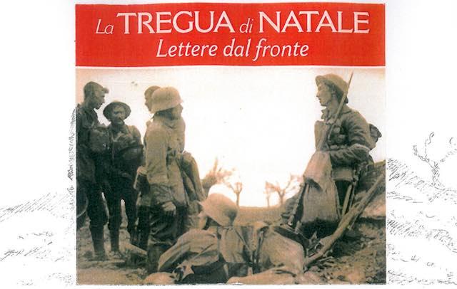 """""""La Tregua di Natale. Lettere dal Fronte"""". Lettura ad alta voce in Biblioteca"""