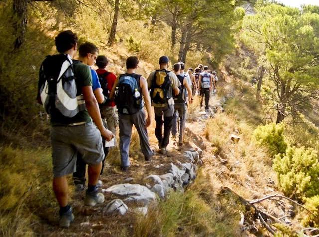 Tre giorni di trekking sul Monte Peglia
