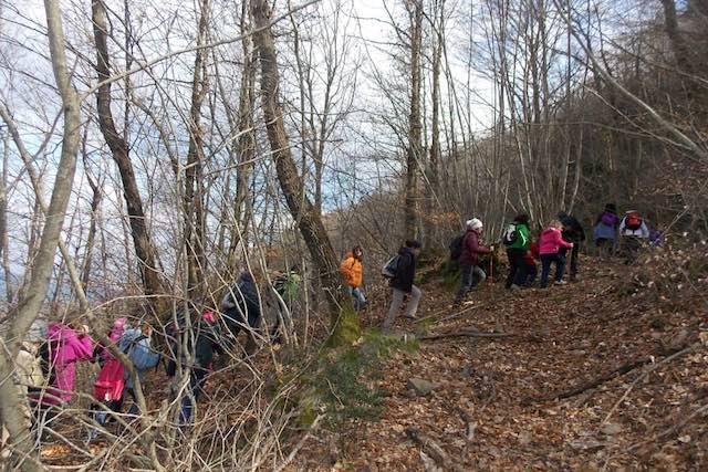 Escursione guidata alla scoperta delle antiche miniere e fornaci di Vetriolo