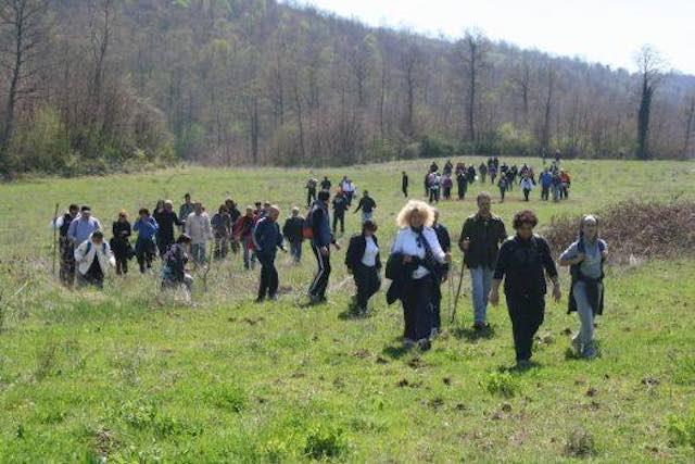 Escursione con biologi e fotonaturalisti alla Roccaccia
