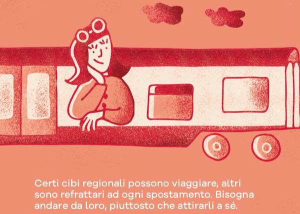 """""""Itinerari di pAssaggio"""", in treno per scoprire le eccellenze alimentari"""
