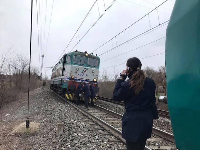 Treno fermo per tre ore tra Fabro e Orvieto