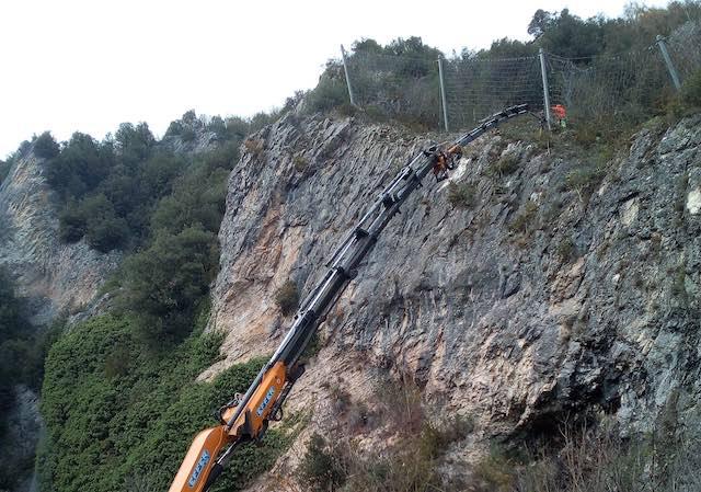 Anas, riaperta la strada statale 685 delle Tre Valli Umbre tra Spoleto e Norcia
