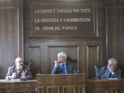 Tribunale di Orvieto: efficienza, qualità, trasparenza. Resi noti i dati 2009