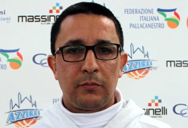 Azzurra, Tringali coordinatore del settore giovanile e assistente allenatore in prima squadra