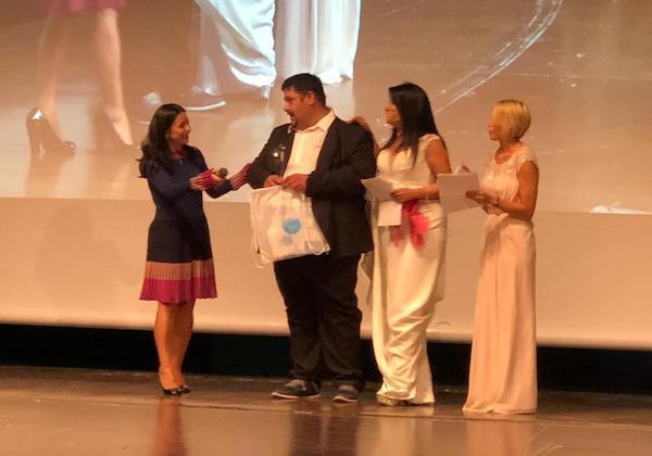 """Paolo Trippini a """"Il Festival degli Chef"""". Premio speciale della giuria """"Best Chef Umbro"""""""