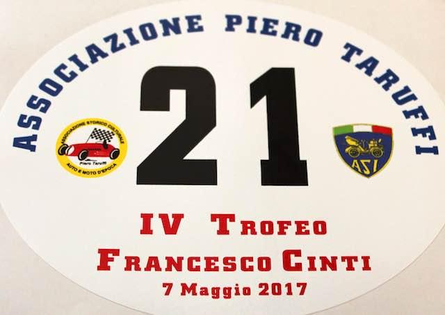 """Oltre trenta equipaggi alla quarta edizione del Trofeo """"Francesco Cinti"""""""