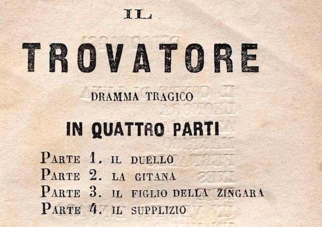 """L'Unitre di Orvieto al Teatro dell'Opera di Roma per """"Il Trovatore"""""""