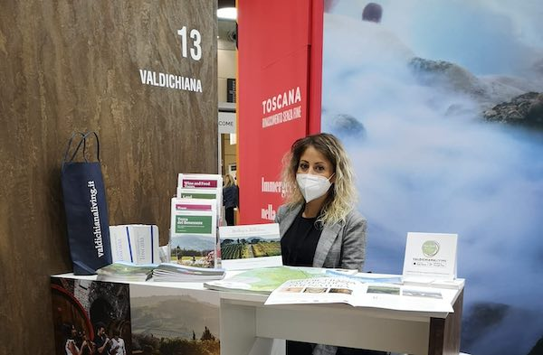 La Valdichiana si presenta alle principali fiere del turismo italiane con offerte ad hoc