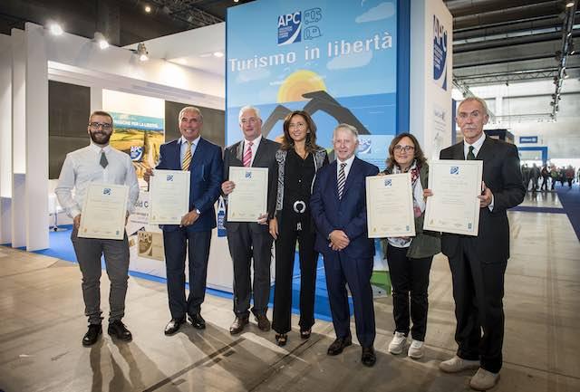"""""""I Comuni del Turismo in Libertà"""", premio da 20 mila euro al Salone del Camper"""