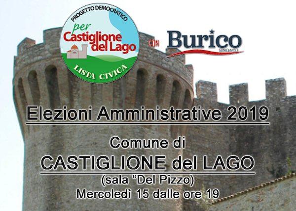 """""""Turismo sportivo, lo sport è turismo"""". Incontro con """"Progetto Democratico per Burico"""""""