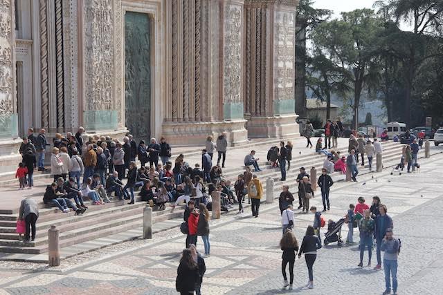 """Turismo e ricettività, Orvieto tiene nonostante crisi e sisma. """"Momento difficile, ma numeri positivi"""""""