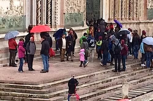 Turismo in Umbria: Orvieto sempre al top, solo dati in aumento