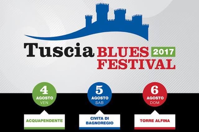"""Presentazione capitolina per il primo """"Tuscia Blues Festival"""""""