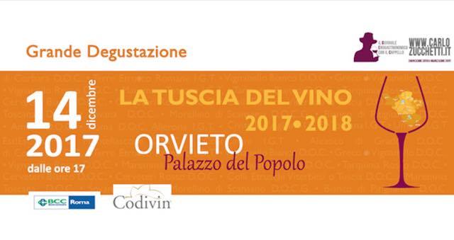 """""""La Tuscia del Vino"""" va in degustazione al Palazzo del Capitano del Popolo"""