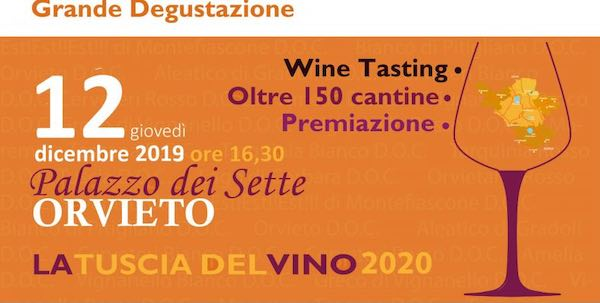 """In degustazione """"La Tuscia del Vino"""". Banchi d'assaggio e show cooking"""