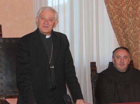 """Verso il Giubileo Eucaristico Bolsena-Orvieto. """"Un immenso capitale di grazia"""": il vescovo Mons. Tuzia illustra l'evento in conferenza stampa"""