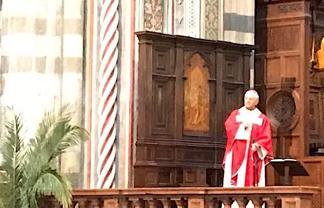 Celebrazioni Liturgiche della Settimana Santa e delle Feste Pasquali 2018