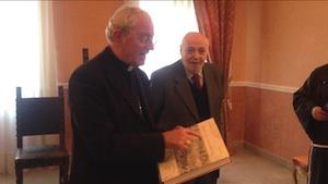 Il vescovo Tuzia celebra con giornalisti e operatori della comunicazione San Francesco di Sales patrono della categoria