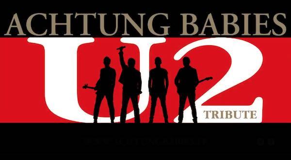Concerto in streaming per gli Achtung Babies. La tribute band degli U2 è al Teatro Don Paolo Stefani