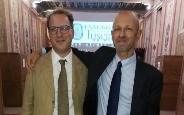 È Stefano Ubertini il nuovo rettore dell'Università degli Studi della Tuscia