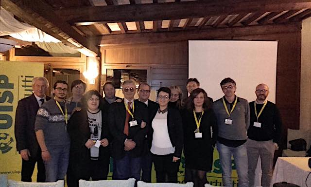 Nuovo Comitato Uisp Orvieto Mediotevere, Federica Bartolini presidente