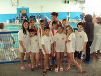 Ottima prestazione per il team orvietano Nuoto Agonistica UISP al Campionato Interregionale