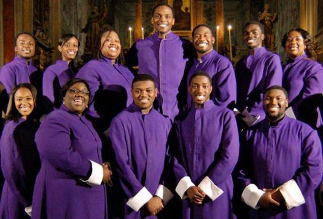 #UJW25 Gran finale con il Benedict Gospel Choir in Duomo per la Messa della Pace