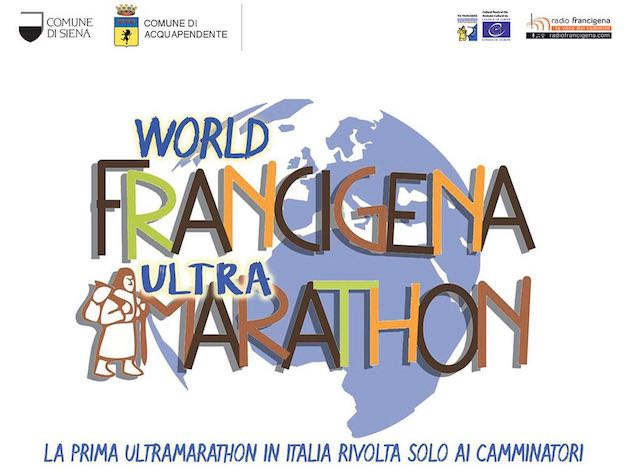 """World Francigena Ultramarathon"", domenica l'arrivo dei partecipanti"