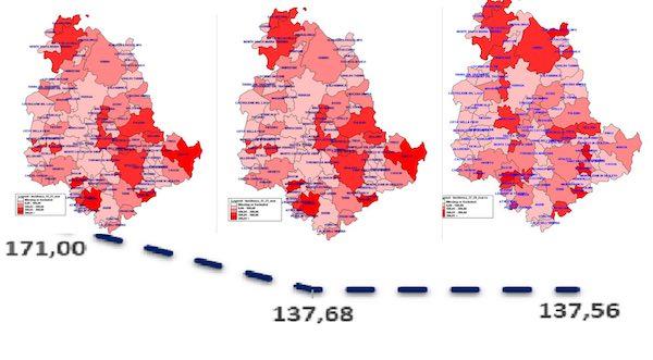 In Umbria somministrati oltre 150.000 vaccini. In arrivo 18.700 dosi di AstraZeneca