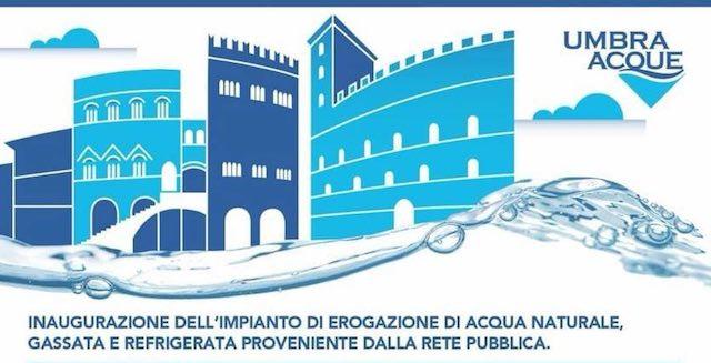 """""""Progetto Fontanelle"""". Si inaugura il nuovo impianto di erogazione di acqua naturale"""