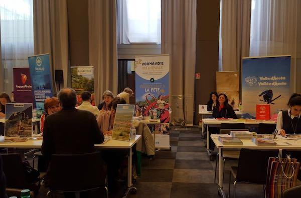 Promozione turistica, Umbria presente all'International Media Marketplace di Parigi