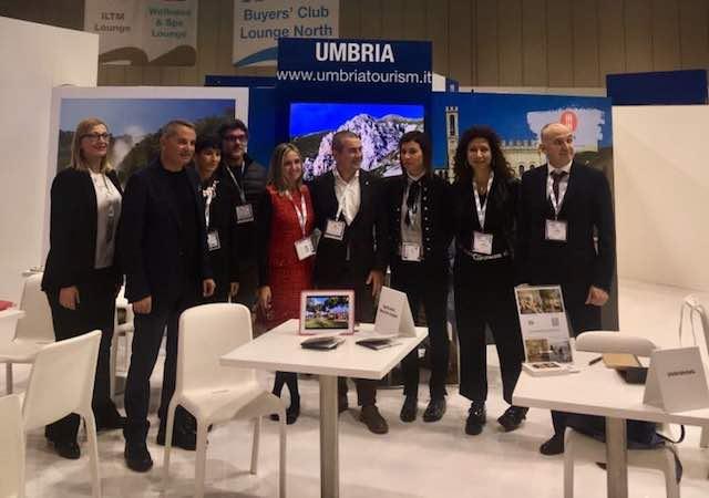 """Umbria in vetrina al World Travel Market. Paparelli: """"Grande interesse per la nostra regione"""""""